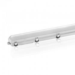 Boîtier étanche LED intégrées 31W - 64W Traversant + détecteur RF