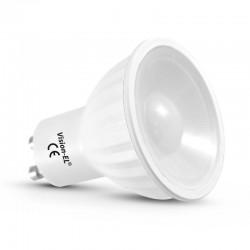 Pack de 10 ampoule LED GU10 6W 120° (9+1 offerte)