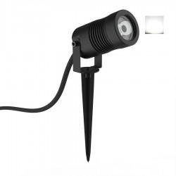 Spot piquet extérieur LED COB 6W