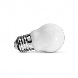 Ampoule LED E27 filament 2W G45 Dépolie