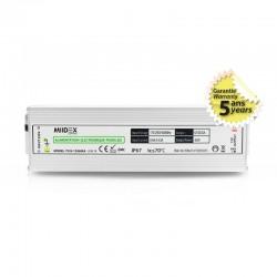 Transformateur LED 60W 12 Volts DC IP67