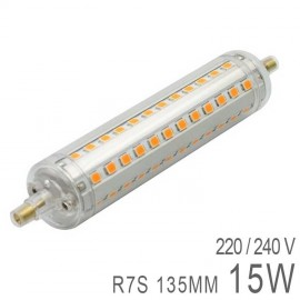Ampoule LED R7S 15W 135mm
