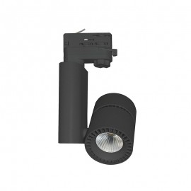Spot sur Rail LED COB 28W