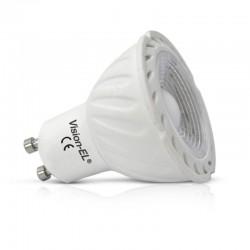 Ampoule LED GU10 4W COB Céramique 38°
