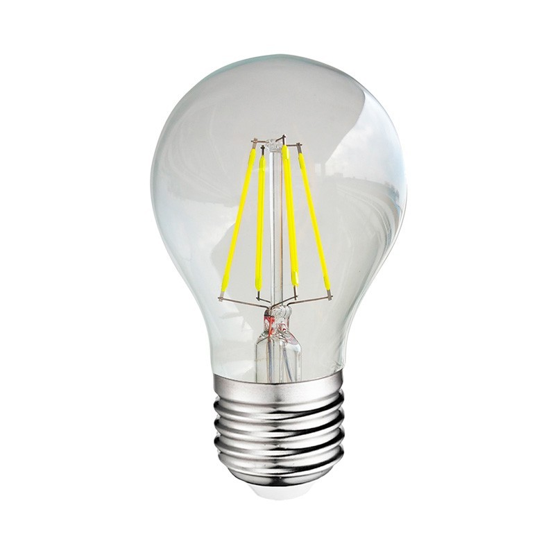 ampoule led e27 bulb 6w cob filame boutique officielle vision el. Black Bedroom Furniture Sets. Home Design Ideas