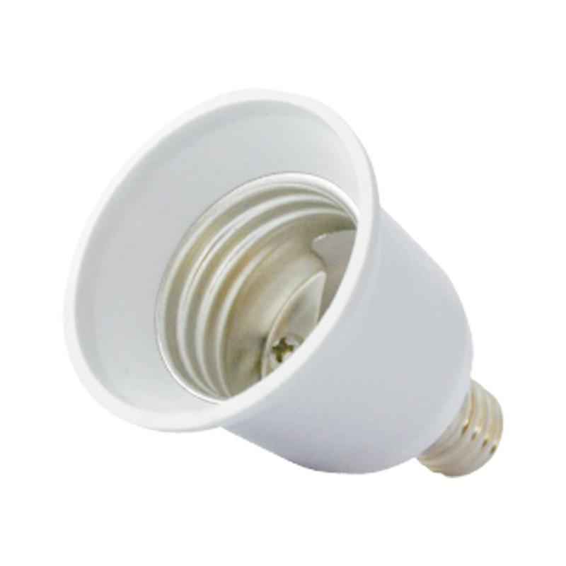 Adaptateur Douille E14 Pour Ampoule Culot E27 À Petit Prix !