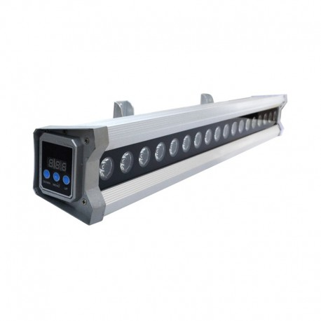 Barre LED Wall-Washer 20W 60CM étanche IP65