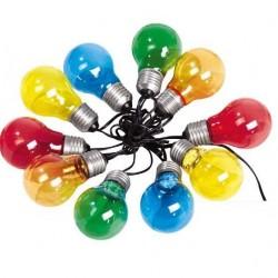 Guirlande lumineuse Multicolore FANTASY C10