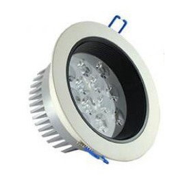 Down Light encastrable 12x1W Blanc froid