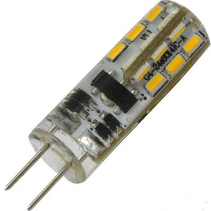 Ampoule LED COB GU10 6W Blanc chaud HIGH POWER