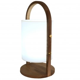 Baladeuse lumineuse et musicale rechargeable WOODY PLAY