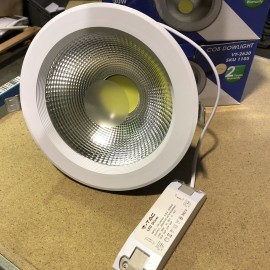 DownLight COB encastrable 30W Blanc froid V-TAC