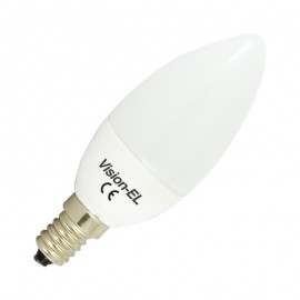 Ampoule LED E14 6W Flamme