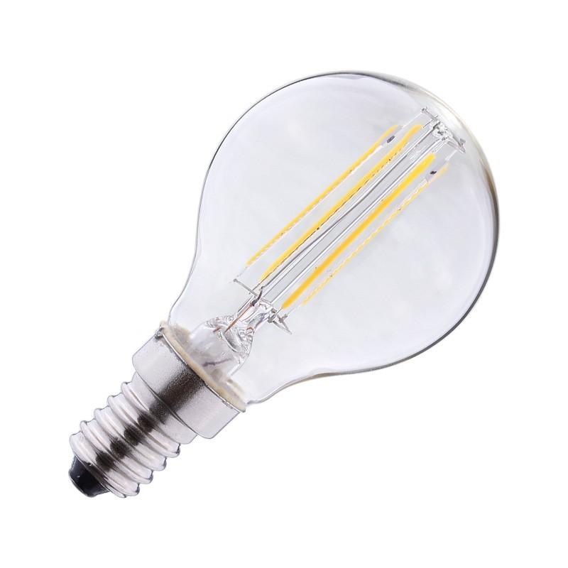 P45 E14 3w Led Cob Ampoules 2 Lot De Filament uwiPZOkXT