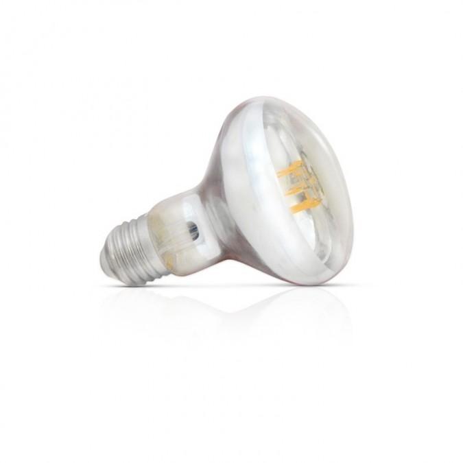 Ampoule LED E27 Spot 8W COB Filament R80