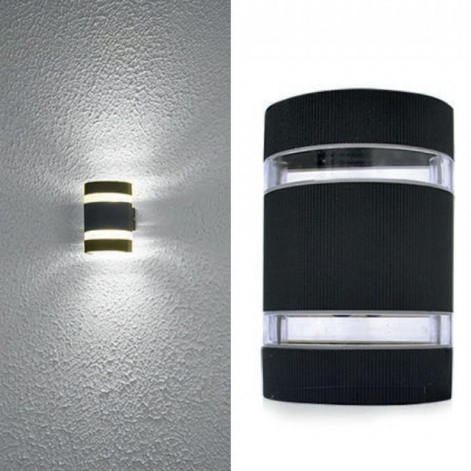 Applique Murale LED 6W Arrondie
