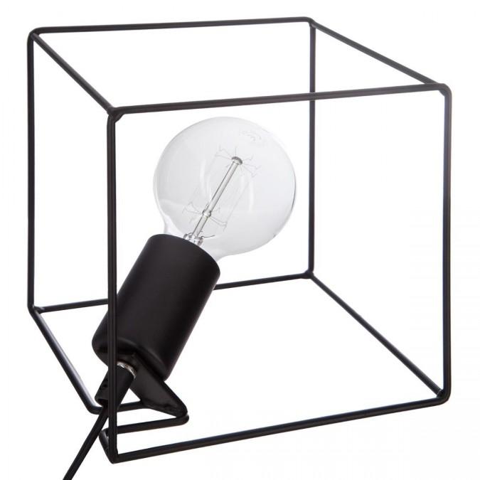 Lampe fil en métal H20