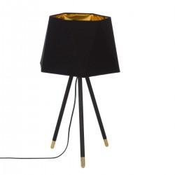 Lampe trépied DORI en métal H54