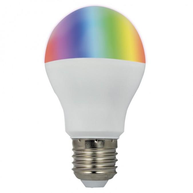 Ampoule LED Connectée E27 5W RGBW