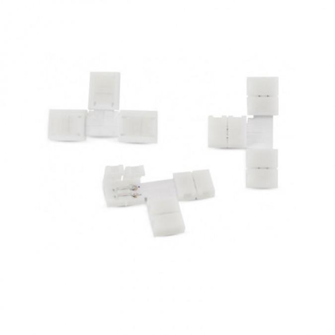 Connecteur T - Ruban LED 10 mm