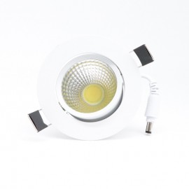 Spot Orientable 5W LED COB IP54