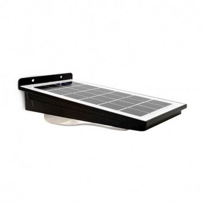 Applique murale LED 4W solaire + détecteur