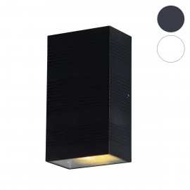 Applique Murale LED 2x5W Rectangulaire