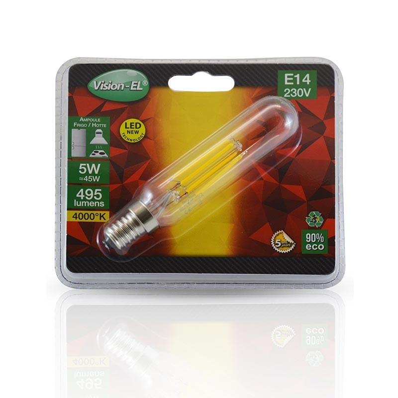 E14 5w Ampoule Led Filament Frigohotte Y76byIfgv
