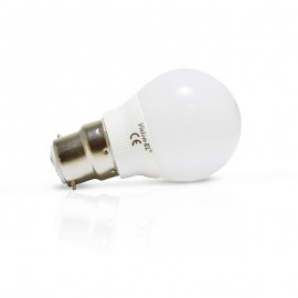 Ampoule LED B22 2W RGB Multicolore
