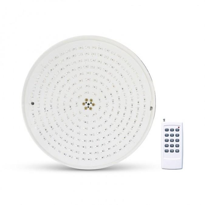 Ampoule Spot Piscine PAR56 RGB 12V 32W + Télécommande