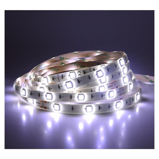 Ruban LED 7.2 Watts /m - RGB - Rouleau 5M 24V