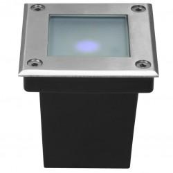 Spot 230V encastrable extérieur LED COB 5W RGB