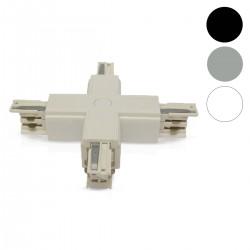Connecteur en Croix pour Rail type XTS