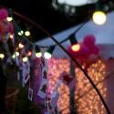 Guirlande LED Guinguette 10 Mètres - 8W RGB