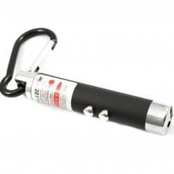 Porte-clés pointeurs laser LED