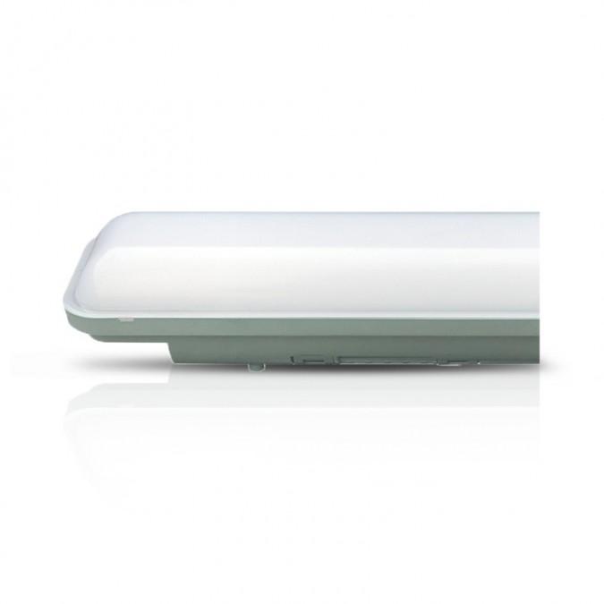 Boîtier étanche LED intégrées 24W Traversant